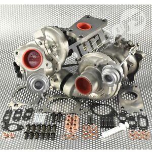 Bi-Turbolader Mazda 3 6 CX-5 2.2D 110 kW 129 kW 810356 810357 SH01-13700
