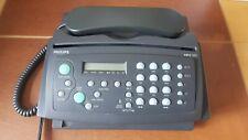 Faxgerät Philips HFC 171 mit Telefon und integriertem AB