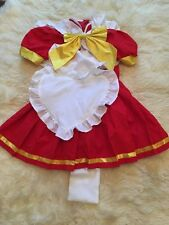 Tokyo Mew Mew Pudding Maid Cosplay Dress