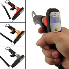 Fishing Grips Grippers Pliers with LED Digital Scale Fish Lip Grabber Grab tool