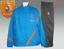 NIKE Mens HOLLAND NETHERLANDS NEDERLAND Football Tracksuit Large AUTHENTIC