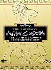 THE EMPEROR'S NEW GROOVE DVD The Ultimate Groove 2-Disc DISNEY Collector's Ed