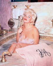 JAYNE MANSFIELD  NUDE IN BATHTUB (1) RARE 8x10 PHOTO