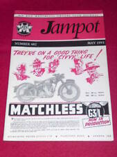 JAMPOT - AJS & MATCHLESS - May 1993 # 482