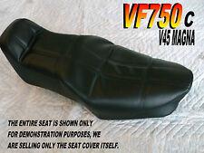 VF750C 1982-83 seat cover for Magna 750 V45 All Black L@@K VF 750 C 217