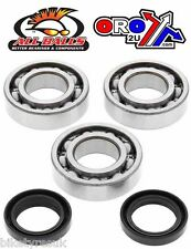 Polaris 250 Big Boss 4x6 UTV 1989 - 1992 All Balls Crankshaft Bearing & Seal Kit