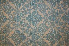 Floral Scuba Techno Print #15 Double Knit Fabric Stretch Poly Lycra Spandex BTY