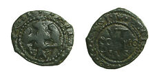 pci2658) Messina Filippo II (1556-1598) Grano VT / COMMO / DIVS lettere P P