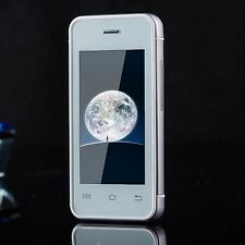 """Gray Mini Melrose S9 Android 4.4 MTK6572 Dual Core 2.4"""" TFT 16GB 3G Mobile Phone"""