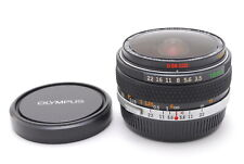 【MINT+++】Olympus OM System Zuiko Auto Fisheye 16mm f/3.5 Lens  From JAPAN