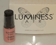 LUMINESS AIR - Airbrush Makeup - PERFECT FOUNDATION - PINK /Red TONES *BRAND NEW