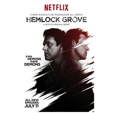 Hemlock Grove Dougray Scott Even Demons Have Demons 8 x 10 Inch Photo
