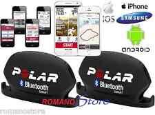 Sensore Cadenza Velocità Polar Cadence Speed Sensor Bluetooth M450 V650 V800