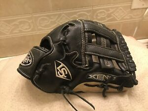 "Louisville XENA Series XN14-BK 11.75"" Youth Baseball Glove Right Hand Throw"