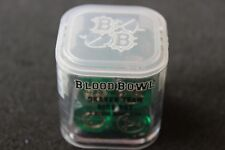 Games Workshop Bloodbowl Skaven Team Dice Cube Set New Blood Bowl Sealed GW