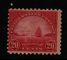 1931 Sc 698 MNH 20c Golden Gate single stamp CV $12.50
