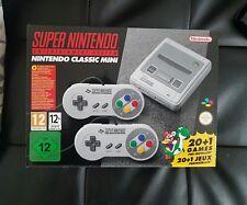 Brand New  Super Nintendo Classic Mini SNES Console