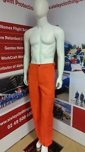 Nomex Trouser Orange (#27) Size: 99W