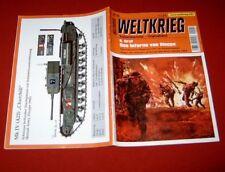 """""""Weltkrieg"""" Orange Nr.92 -- SOS--Kriegsroman-Der Landser-Sammlung-Konvult"""
