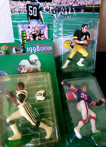 1988-2000 Starting Lineup NFL Football Action Figures