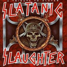 Slatanic Slaughter - Various Artists  Audio CD Buy 3 Get 1 Free
