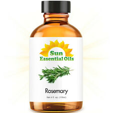 Best Rosemary Essential Oil 100% Purely Natural Therapeutic Grade 4oz