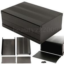 150*105*55MM Aluminum PCB Instrument Box Enclosure Case Project Electronic DIY