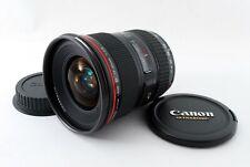 Near Mint Canon EF 17-35mm f2.8 L USM AF Zoom Lens from JAPAN