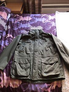 musto waterproof jacket XXL