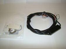 Whelen VTX609A Vertex Super LED Strobe Light Amber 9' Cable