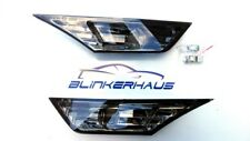 Honda Civic Mk10 X Coupe Type R LED SMOKED Side Repeaters Indicators Lights