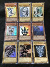 Yu-Gi-Oh Anniversary Pack Complete Set YAP1 Ultra Rare Japanese Yugioh! Japan