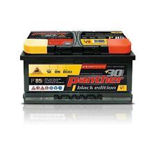 Panther Batterie 12V 85Ah +Rechts Autobatterie, Batterie für PKW Auto