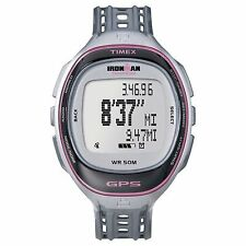 Timex Orologio Watch Ironman GPS RUN TRAINER T5K629 Sport Digitale Cronografo