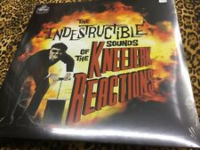 KNEEJERK REACTIONS, THE - The Indestructible Sounds of VINYL 2014**NEW** Sealed