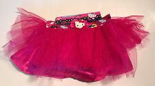 Hello Kitty Tutu Skirt - Polyester - Everyday - Pageant - Halloween - S/M - New