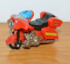 VINTAGE TRANSFORMERS GOBOTS KO ACTION FIGURE HARLEY MOTORCYCLE