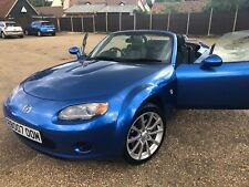 Mazda MX5 2008 2.0 litre Blue Convertible - Awesome little car! Low Mileage