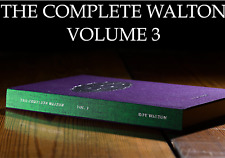 The Complete Walton Vol. 3 by Roy Walton from Murphy's Magic - Book
