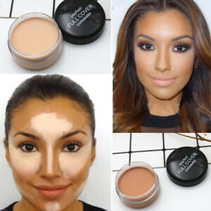 Concealer Foundation Cream Ultra-Long-Lasting Deep Complexion Acne Marks Cover