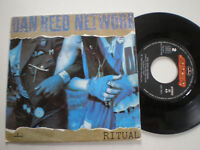 "DAN REED NETWORK Ritual SPAIN 7"" VINYL 1988 NM"