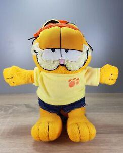 Garfield mit Cap / Käppi Skater ca. 26 cm von 2005