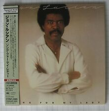JON LUCIEN - Song For My Lady REMASTERED JAPAN MINI LP CD NEU! SICP-2693