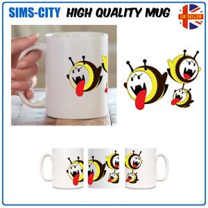 BOO BEES BEE GHOST SUPER NOVELTY NINTENDO COFFEE TEA MUG CUP MARIO MG99