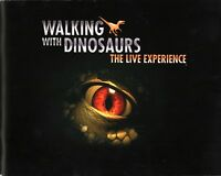 WALKING WITH DINOSAURS 2008 THE LIVE EXPERIENCE TOUR PROGRAM BOOK / NMT 2 MNT
