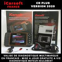 Valise Diagnostique Multimarque 2020 pro obd multi-diag en français AVEC ECRAN