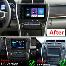 10.1'' Android 10.1 Car Radio MP5 Player GPS 2GB+32GB For 15-17 USA Toyota Camry