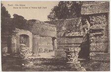 TIVOLI - VILLA ADRIANA - AVANZI DEL TRICLINIO AL PALAZZO DEGLI OSPITI (ROMA)