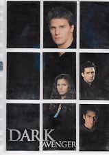"""ANGEL SEASON 1 """"Complete Dark Avenger  Card Set """"  9 CARD SET DA1 TO DA9"""