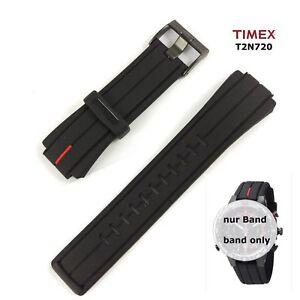 Timex Ersatzarmband T2N720 (T45581) passt T2N723 T49861 T2P140 T2N740 T2N721 etc